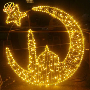 Muslim Outdoor Led Holiday Decorations Buy Muslim Led