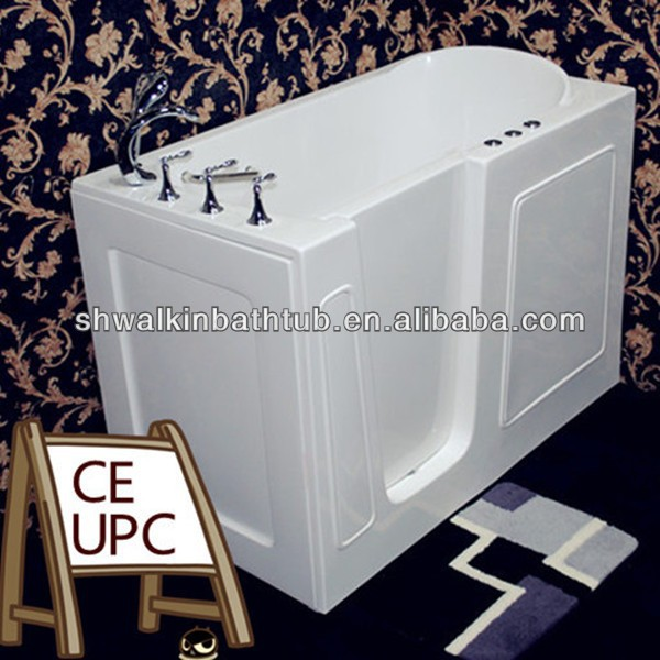 walkin bath tub approved walk in bath tub bathtub for handicapped