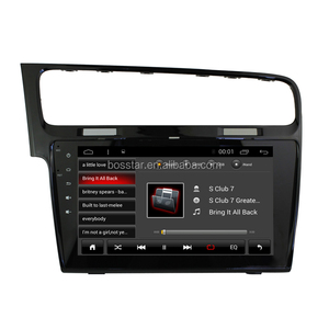 quad core android 6.0 car radio gps multimedia car dvd stereo player system for vw golf 7with bluetooth/WIFI