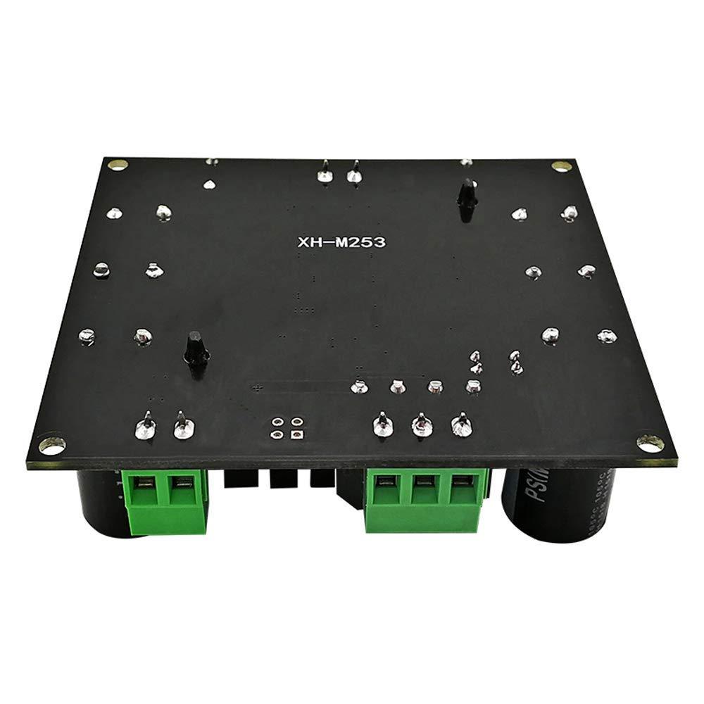 KKmoon XH-M253 TDA8954TH Core BTL Mode HIFI Class 420W High Power Practical Mono Digital Amplifier Board
