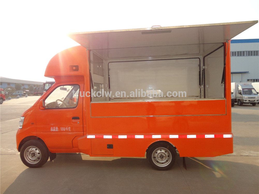 What Is A Cheap Van For Food Truck