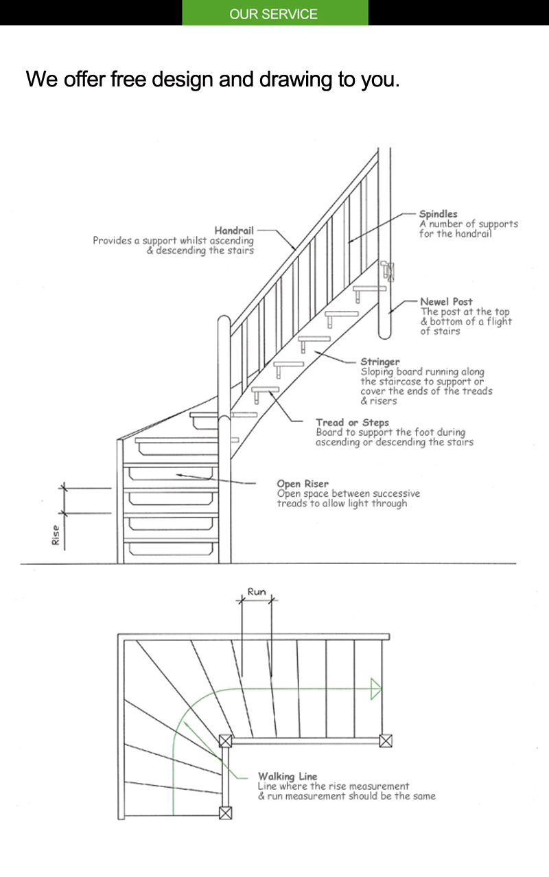 Aluminum Alloy Stair Glass Railing Prices For Philippines Market - Buy  Stair Railing,Stair Glass Railing Prices,Stair Railing Philippines Product  on