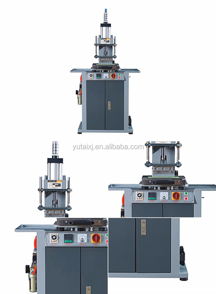 Yutai Professional Shoe Making Pneumatic Indentation Machine