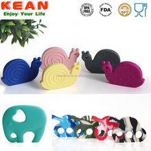 High Quality Safe Silicone Teether Baby Toy Shop Online