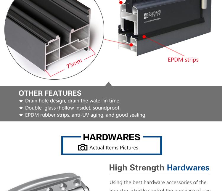 Bi Folding Garage Door: Rogenilan China Metal Garage Doors Vertical Bi-folding