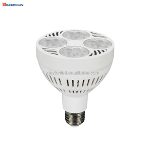 Best price E27 base PAR30 spotlight 35W cool white 6000K for Jewelry stores lighting wholesale