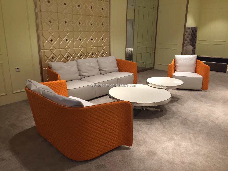 Elegant Living Room Furniture Setodern Leather Sofa Set View Sets Aliye Product Details From Foshan Home