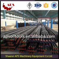 Oil Well Tubing/Oil Drilling Steel Pipe in Oilfield as API 5CT Tubing Spec/Grade N80 J55 K55 C95 P110
