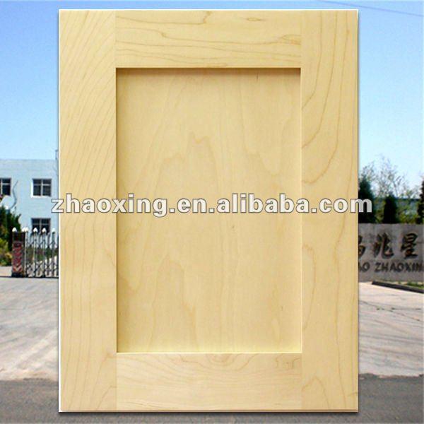 Unfinished Wood Kitchen Mdf Veneer Cabinet Door Buy Cabinet Door