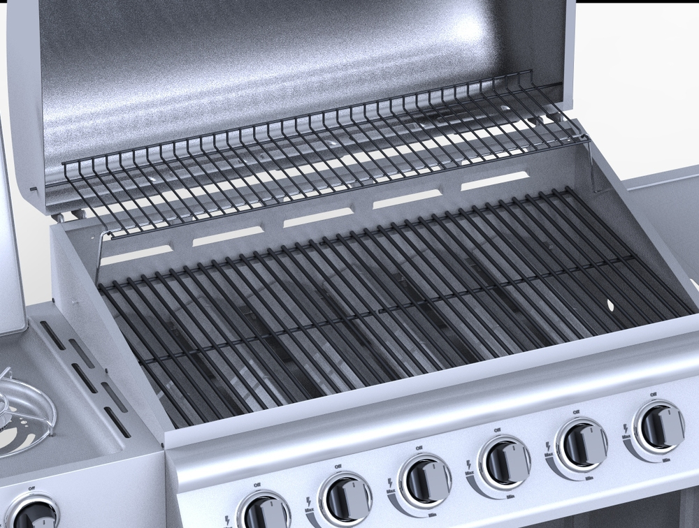 Fettpfanne Für Gasgrill : Brenner outdoor küche grill bbq edelstahl grill gasgrill buy