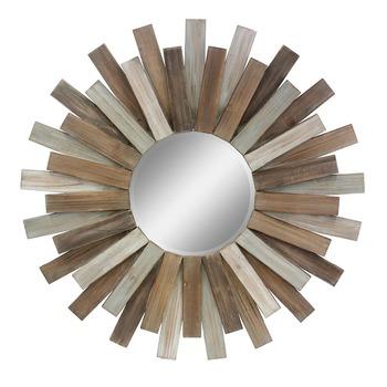 Große Runde Holz Sunburst Hängen Wandspiegel Buy Holz Spiegelhandarbeit Verzierte Spiegeldekorative Spiegelkanten Product On Alibabacom