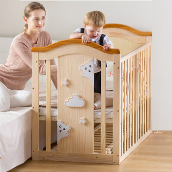 9 In 9 Converitbility Nursery Furniture Set Baby Bed/kids Sleeping