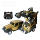 wifi remote control battery operated rc robot toys car for child