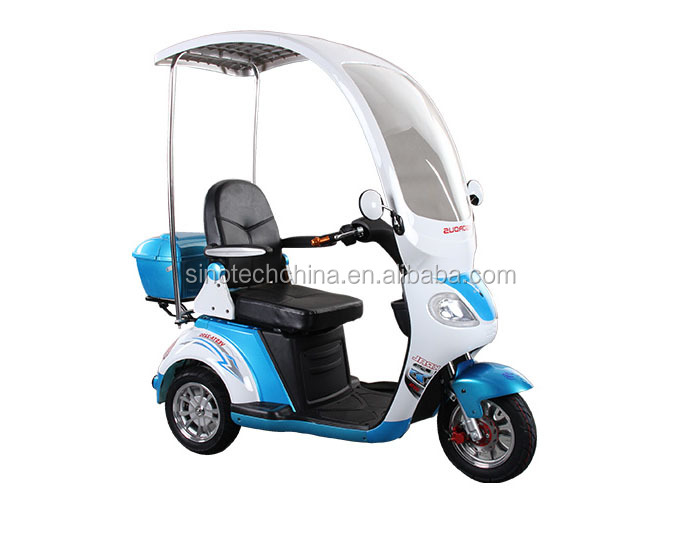Alibaba Cheapest power motorized electric mobility cabin scooter