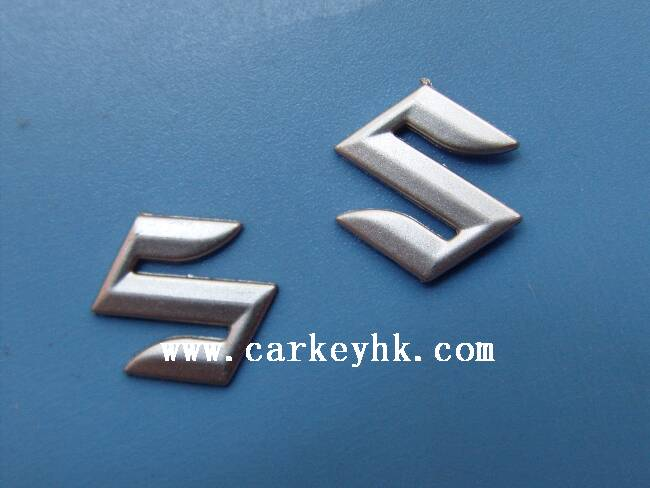 High Quality Suzuki Car Key Small Logo Sticker Emblem Suzuki Logo