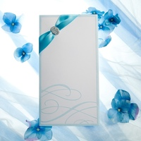 Simple Wedding Invitation Card 2013 W1106