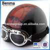 Japan fashion motorcycle helmets sample available,factory price helmets