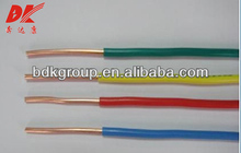 multi cores aluminum electrical wire PVC insulated/automotive electrical wire
