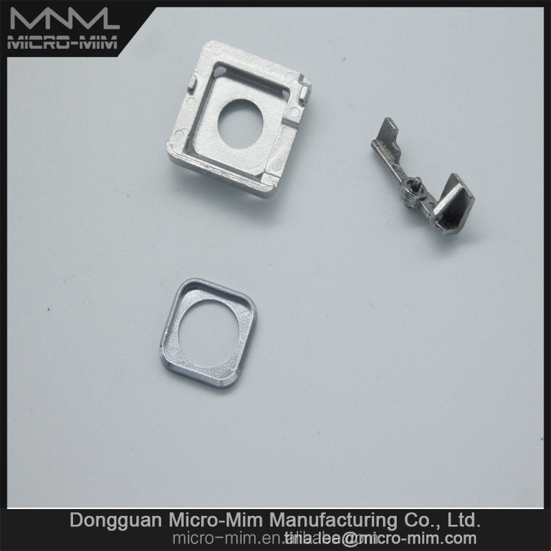 OEM stainless steel camera machinery metal injection molding MIM spare parts