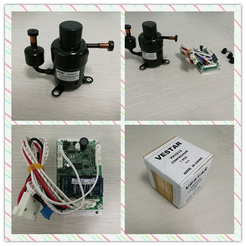 Electronics Cooling Systems miniature compressor