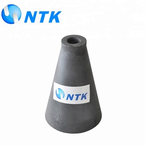 High abrasion resistance Sic ceramic liner / silicon carbide tube