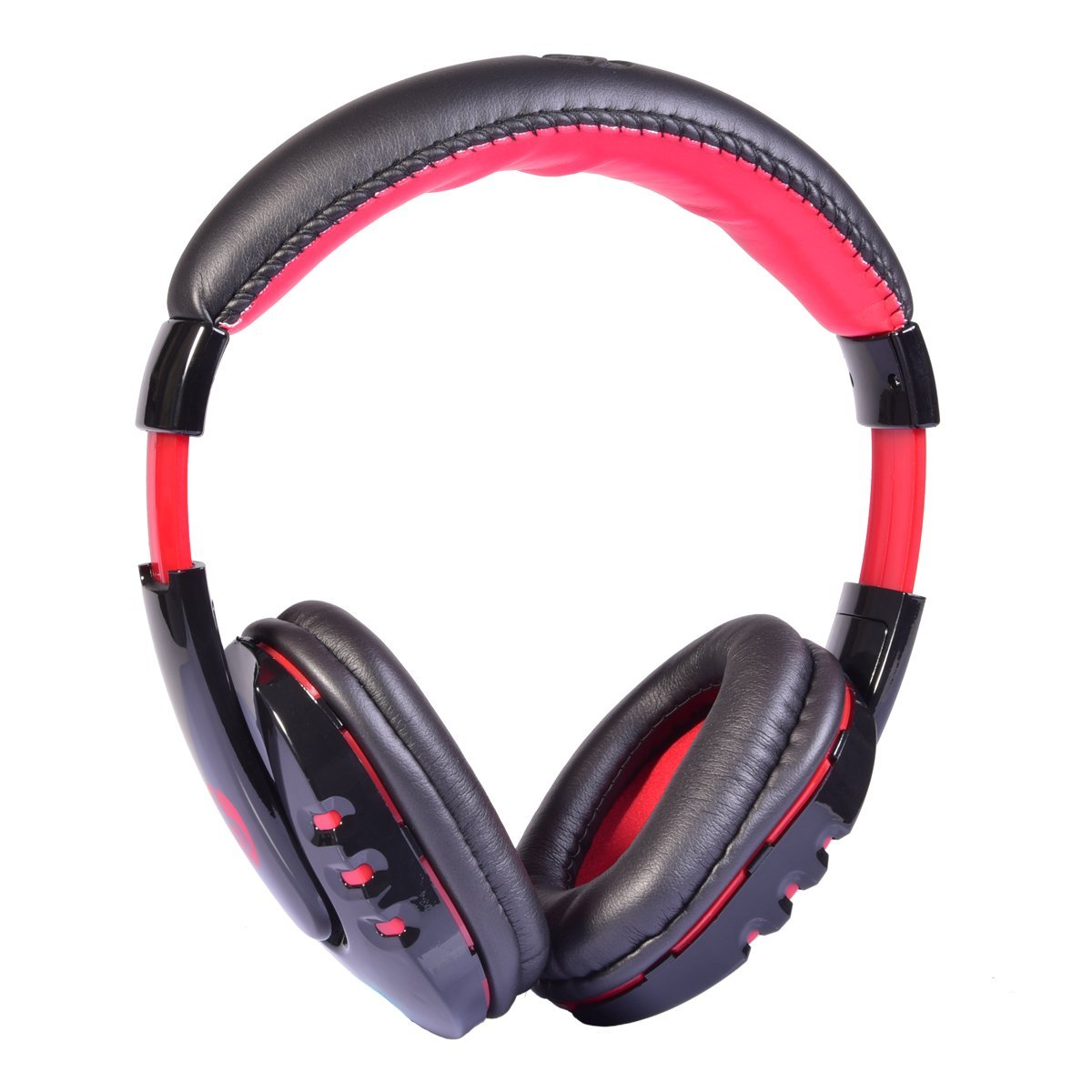 49664a2bf95 Get Quotations · Wireless Bluetooth Headphones Over ear Headband Stereo  Bluetooth 4.0 + EDR Headset Foldable FM/SD