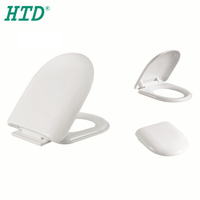 White Soft Close Portable Family Health Toilet Seat Covers Supplier