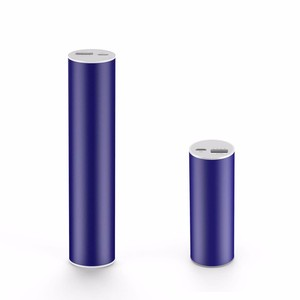 Powerbank 6000mAh-12000mah Mobile Power Supply Portable Cylindrical USB Battery Power Bank