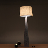 Best Selling Nodic Resin Home Decoration Tall Lamp For Reading