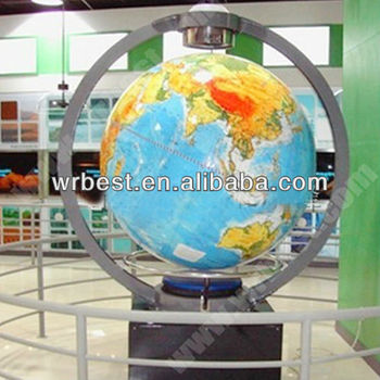 180 cm big size globe in museumsmagnetic levitating rotating globe 180 cm big size globe in museums magnetic levitating rotating globesuper size map gumiabroncs Image collections