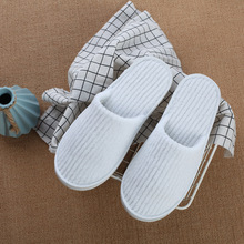 Chinese women cheap personalized disposable slippers for hotel