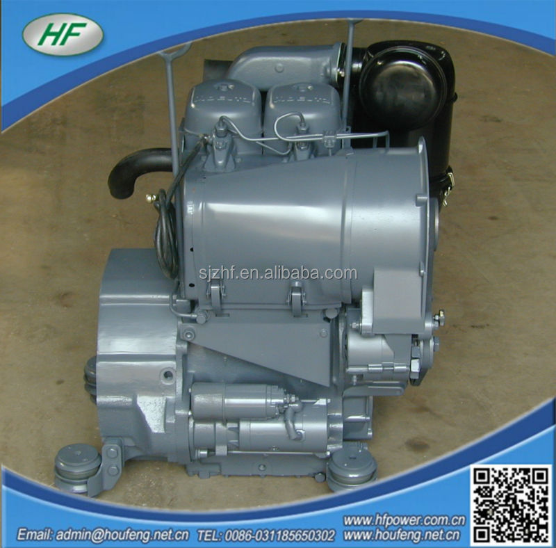 Deutz 511 Series 22hp Diesel Engine F2l511