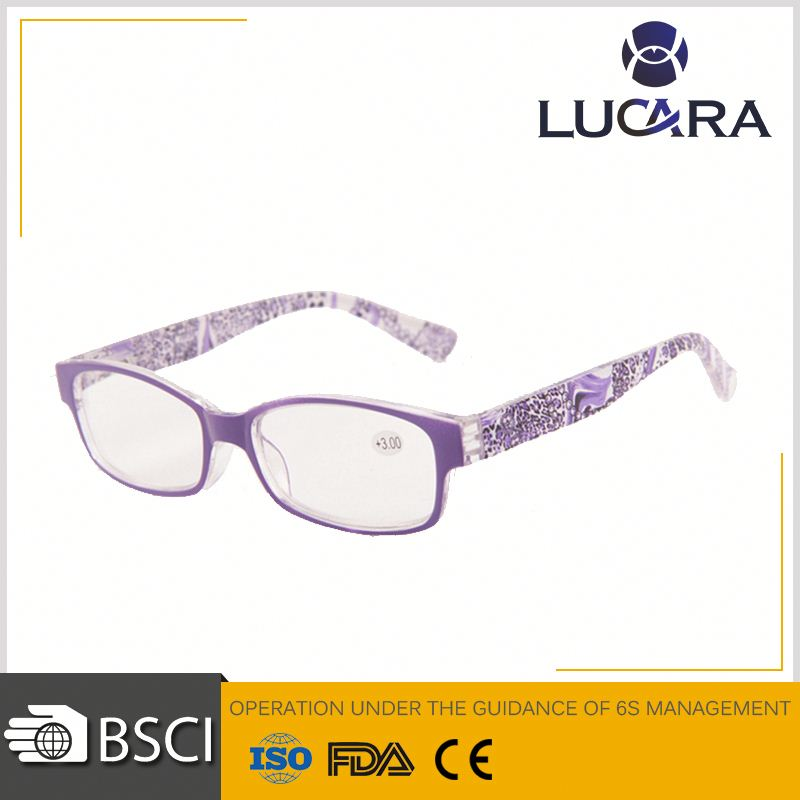 Only 16.9g Ultra Light Flexible Full Rim Computer Reading Glasses Anti Blue Ray Anti Glare and Scratch Resistant Lens Eyeglasses