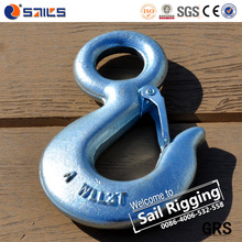 Drop Forged Alloy Steel Lifting Eye Hook