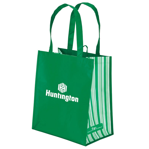 2016 Hot Sales For Shopping Imprint Promotion Logo Recyclable PP Bag Woven