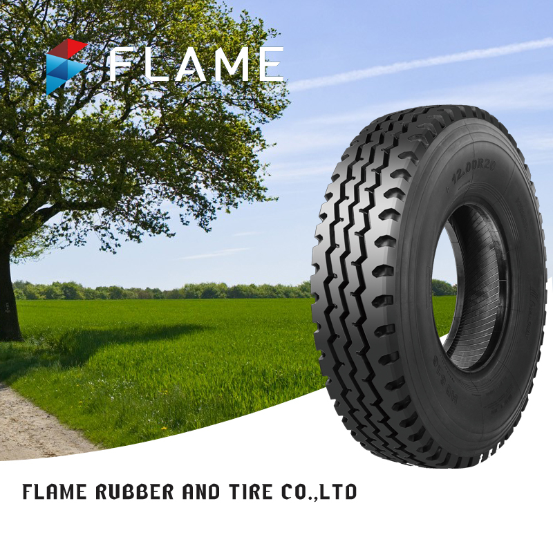 china 1200R20 chengshan brand CST27 new rubber truck tire