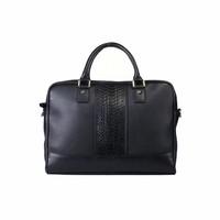 Fashion Handbags Men 2017 Genuine Leather Briefcase