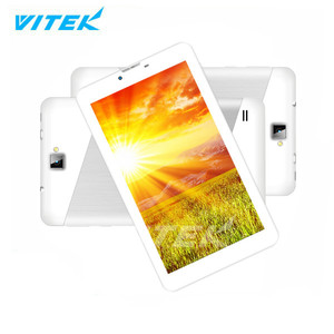 China supplier new vision unbranded 7 inch mediatek tablet pc