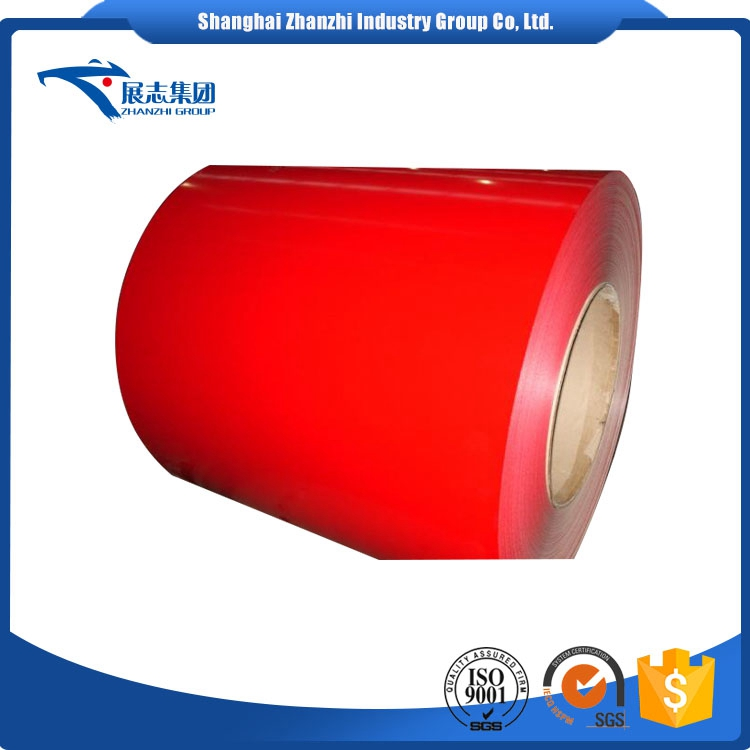 Newest Promotional Ppgi Prepainted G I Coil/Color Coated Steel Coil