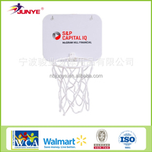 basketball and backboard