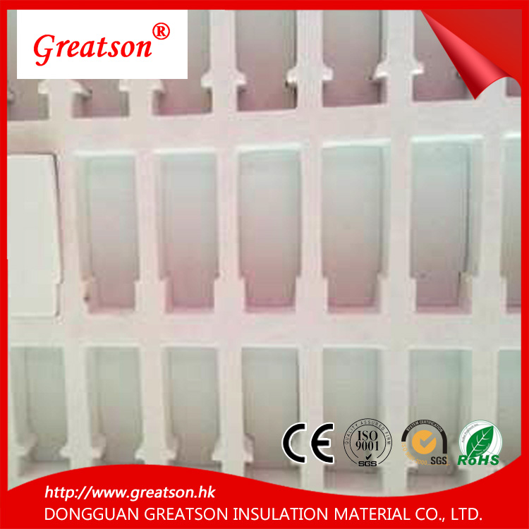 Manufacturer customed OEM alibaba express Excellent quality Cheap price die cut PE foam insert packaging
