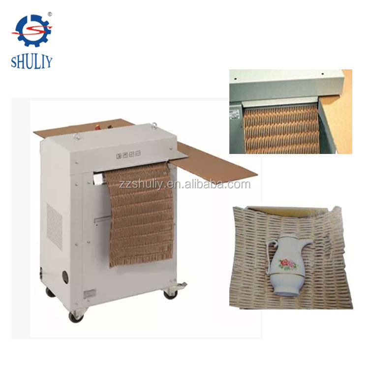Wastecardboardshreddermachinecross papel cortado shreddercardboardcuttingmachine