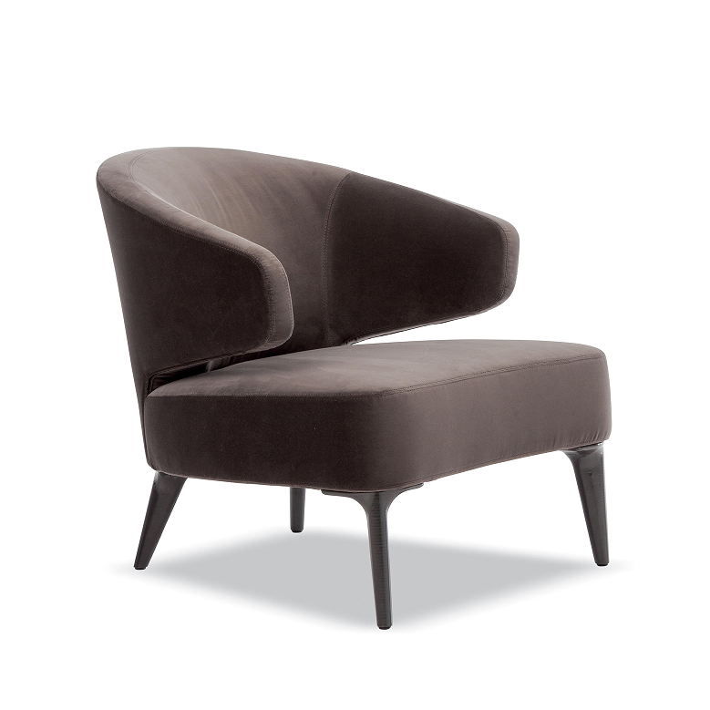 Italy brand style designer arm chair