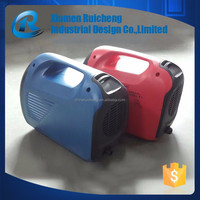 Good quality small portable floor dryer customized injection plastic molding