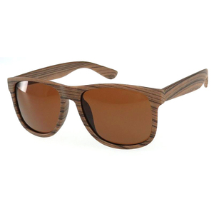 Wholesale high quality private label luxury similar wood grain plastic sunglasses frames manufacturers in china