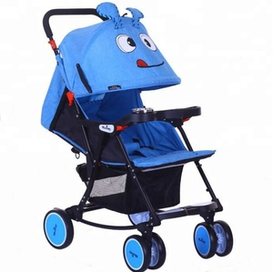 Cheap price lightweight folding kids baby stroller/High Quality Baby Trolley Price