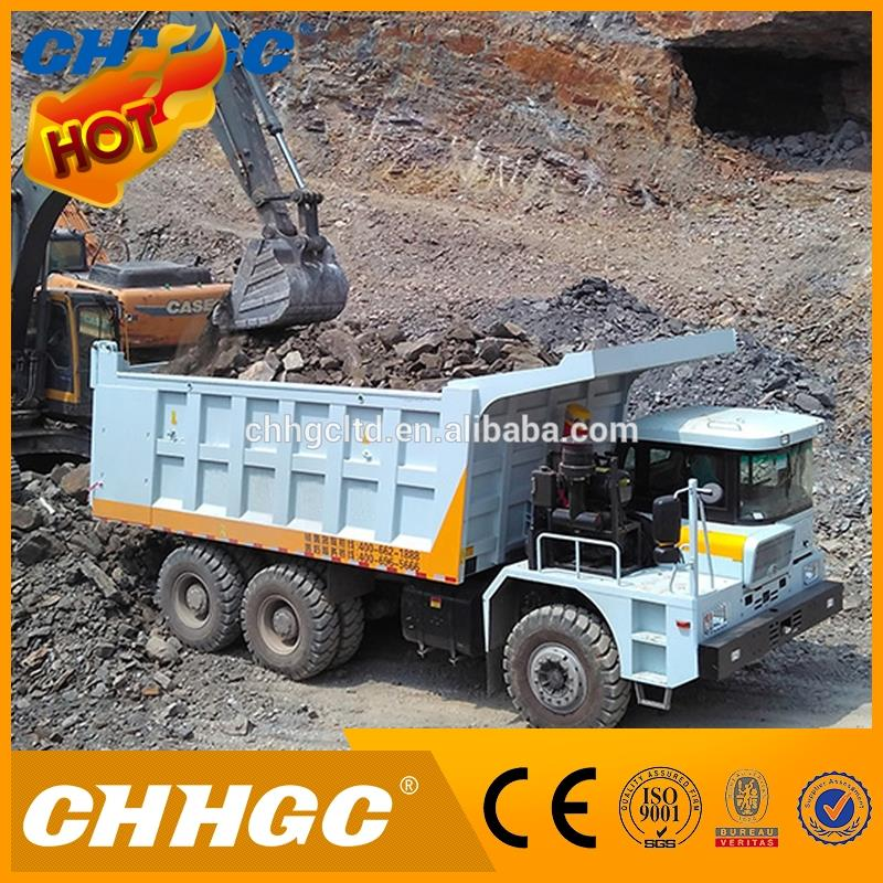 Free Loading Sand Tipper Truck With Low Fuel Consumption