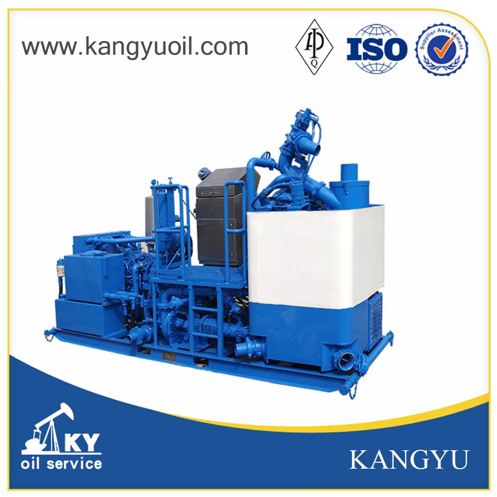 Acs-iv-300 Auto Density Control Mixing Skid