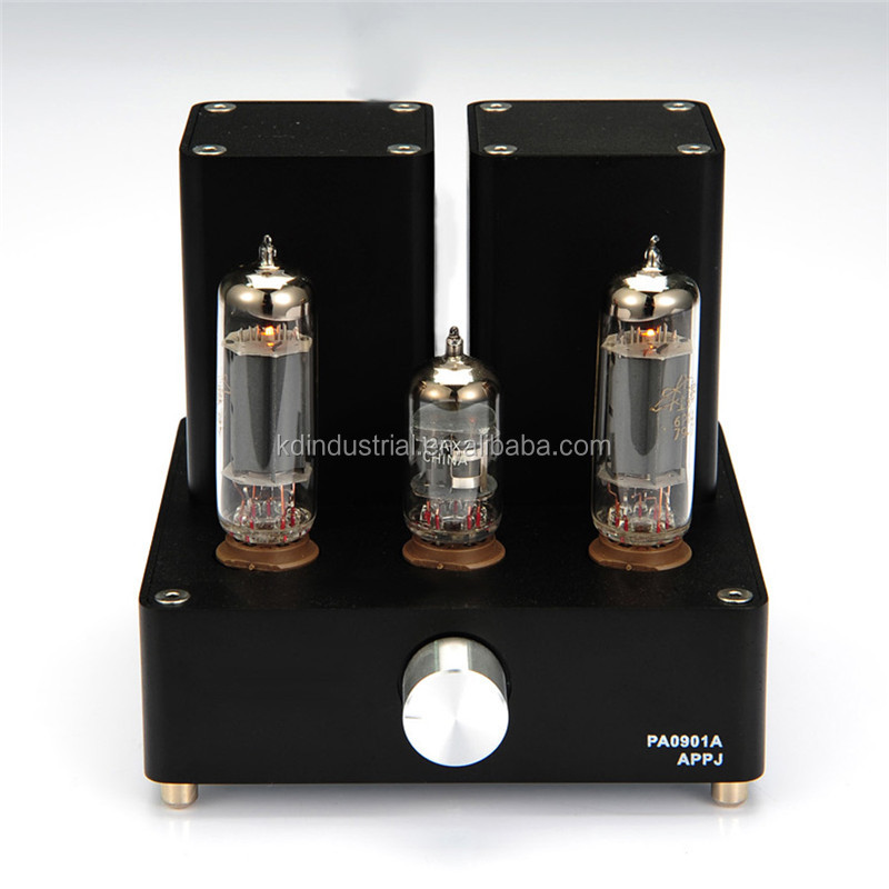 EL84 Tube AMP Audio Amplifiers with Shuguang Vaccum Tube