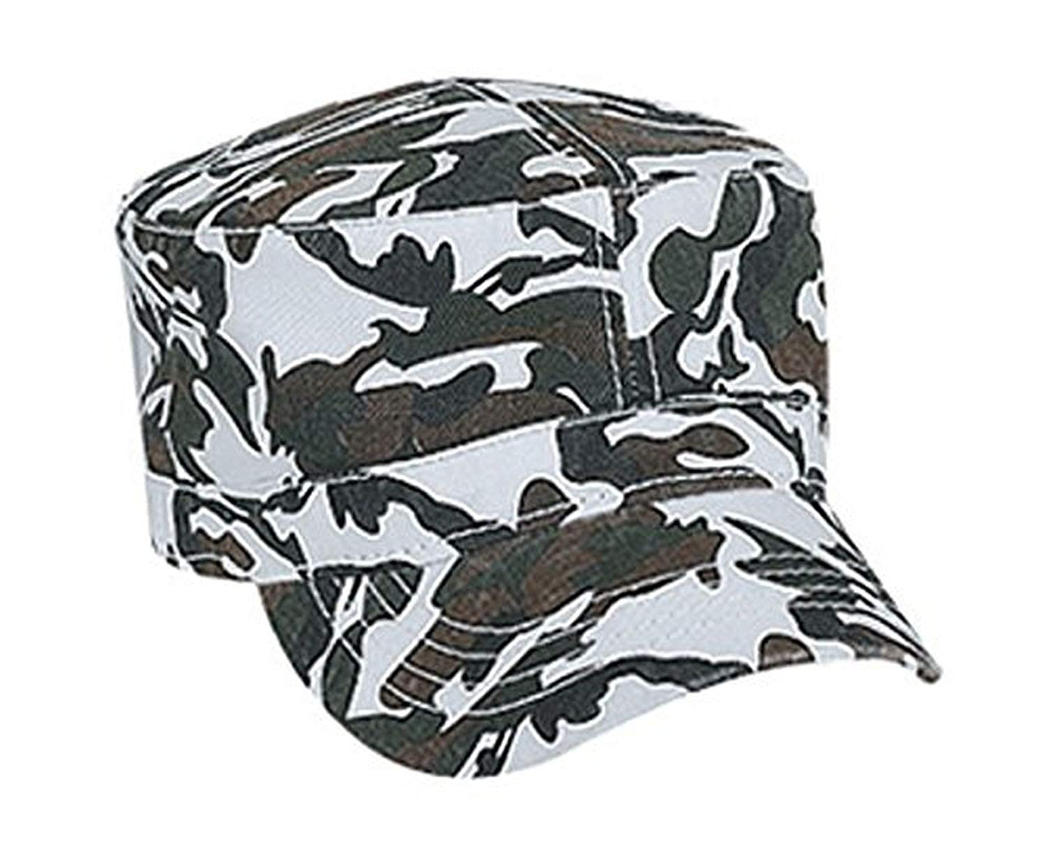 Hats & Caps Shop Camouflage Superior Garment Washed Cn Twill Military Style Caps - By TheTargetBuys